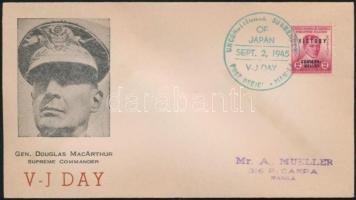 Fülöp-szigetek 1945