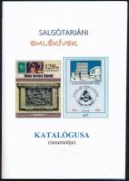 Juhász László: Salgótarjáni emlékívek katalógusa + ajándék emlékív a katalógus vásárlóinak (2021)