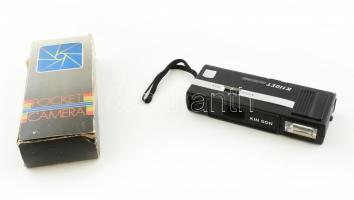 Pocket camera analóg fényképező eredeti dobozában