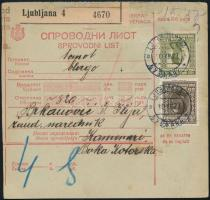 Jugoszlávia 1921