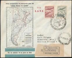 Argentína 1946