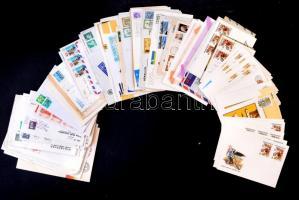 113 db levél, levelezőlap magyar és külföldi gyűjtői levelezésekből