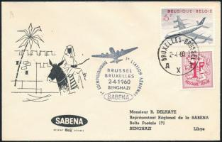 Belgium 1960