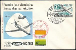 Belgium 1963