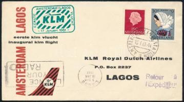 Hollandia 1961