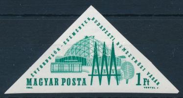 1964 Évfordulók - események II. 2130. vágott bélyeg