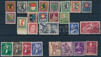 26 régi Svájc