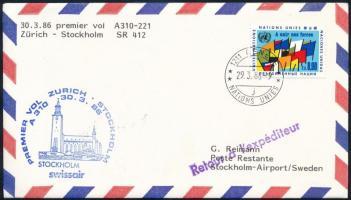 ENSZ - Genf 1986