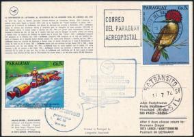 Paraguay 1974