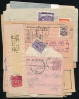 Ausztria 30 db küldemény régiekkel és jobbakkal