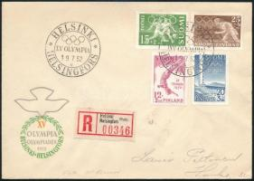 Finnország 1952