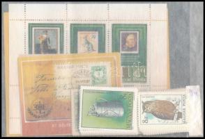 1984 A teljes évfolyam bélyegei és blokkjai, tasakban