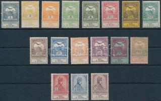 1913 Árvíz I. sor (**60.000) (60f falcos / hinged)