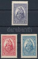 1926 Keskeny Madonna sor (35.000)