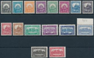 1926 Pengő-fillér I. A sor (25.000)