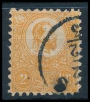 1871 Kőnyomat 2kr (23.500)