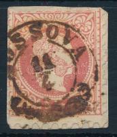 1867 5kr (rövid fogak) (K)OSSOVA (Gudlin 500 pont)