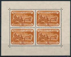 1947 Bélyegnap kisív (10.000)