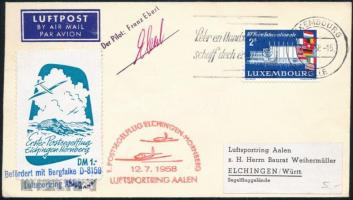 Luxemburg 1958