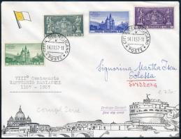 Vatikán 1957