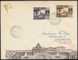 Vatikán 1955