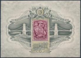 1949 Lánchíd III. blokk (90.000)