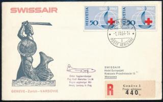 Svájc 1964