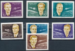 1962 A világűr meghódítói vágott sor (3.400)