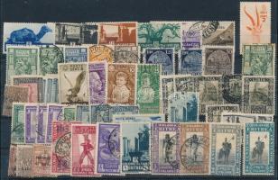 Olasz gyarmatok 53 db bélyeg
