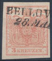 1850 3kr HP III bc BELLOV(AR)
