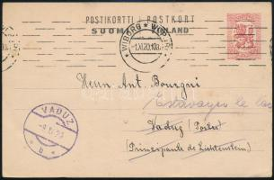 Finnország 1920
