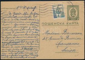Bulgária 1945