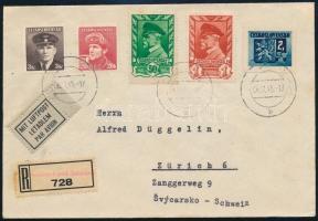 Csehszlovákia 1945