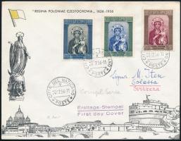 Vatikán 1956