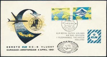 Holland Antillák 1961