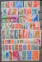 Gondosan kezelt postatiszta magyar gyűjtemény, válogatott minőségben az 1938-1958 közötti időszakból, 10 lapos közepes berakóban, listával (74.400)