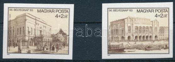 1983 Bélyegnap (56.) vágott sor (3.000)
