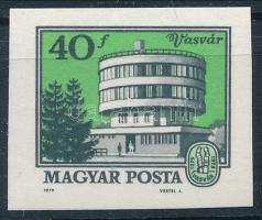 1979 Tájak-városok (VII). vágott bélyeg (4.000)