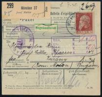 Német államok Bajorország 1911