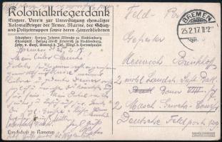 Deutsches Reich 1917