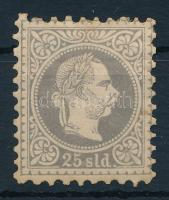 Magyar Posta Romániában 1867 25sld