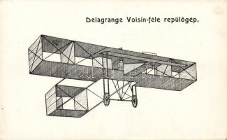Delagrange Voisin´s aircraft