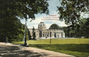 Budapest XIII. Margitszigeti fürdőház