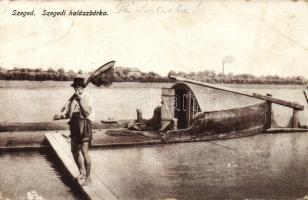 Szeged, Halászbárka