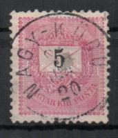 1898 5kr NAGY-KÜRÜ