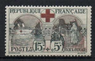 1918 Vöröskereszt Mi 136