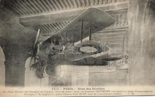 Paris, Hotel des Invalides, Georges Guynemer's aeroplane