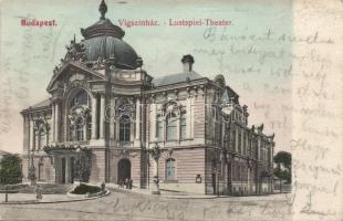 Budapest XIII. Vígszínház
