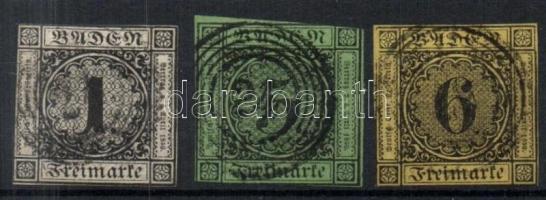 1853 Mi 5-7