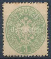 1863 3kr Mi 25a